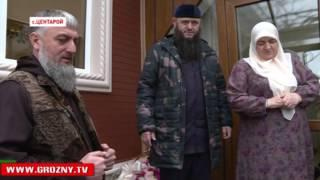 Президента РОФ Аймани Кадырову с 8 марта поздравили глава Чечни и его соратники