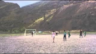 Открытый чемпионат по футболу на призы Ахмад хаджи Кадырова в Цумадинском районе3