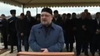 Саморазоблачение Ахмата Кадырова
