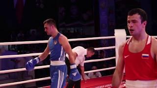Беслан Хамзаев VS Муса Маруев ФИНАЛ