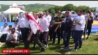 Тысячи жителей республики стали зрителями фестиваля культуры и спорта «Бенойская весна»