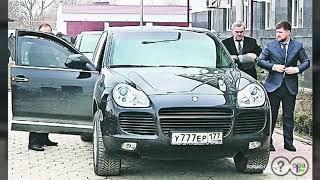 Рамзан Кадыров и его машины