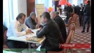 Репортаж с выставки (ЧГТРК Грозный)
