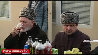 Фонд Кадырова провел благотворительную акцию в Хасавюрте