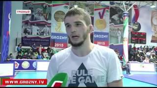 Столица Чечни принимает участников Чемпионата республики по греко римской борьбе