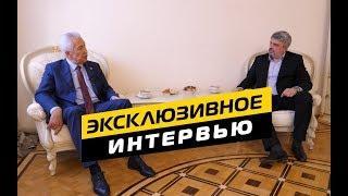 Эксклюзивное интервью Главы РД Владимира Васильева