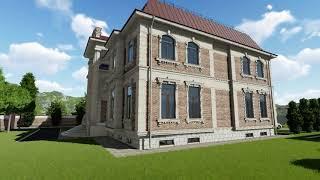 Проект жилого дома в Чеченской республике г Гудермес