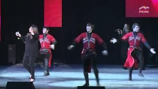 Жасмин - Лезгинка (РКНК: V Московский фестиваль культуры народов Кавказа)
