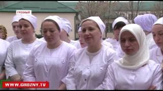 В Грозном открылась клиника для нуждающихся в психосоматической помощи