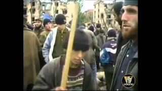 Чечня, Грозный. Ракетный удар по рынку 21 октября 1999г.