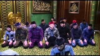 Рамзан Кадыров - Утренний намаз