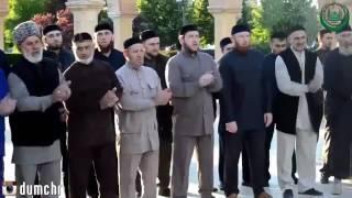 Зуькар в Центре Города Грозный в Мечети Сердце Чечни Ахмат-Хаджи Кадырова