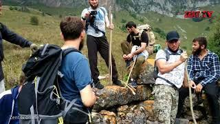 Туризм в Чеченской Республики возрождается...