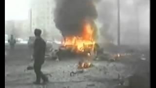 Чечня Город Грозный. Зима 1995 года