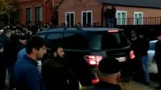 """Рамзан Кадыров уезжает после """"стрелки"""" с бывшим главой МВД Ингушетии"""