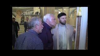 Православный Губернатор Петербурга Полтавченко впечатлён красотой Чечни