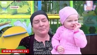 Настоящий праздник устроил Фонд имени Кадырова для детей из многодетных  семей