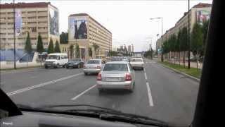 ГРОЗНЫЙ, рынок Беркат - Минутка (через ул.Красных Фронтовиков)