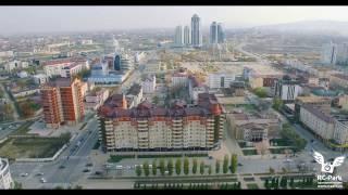 Чечня - Грозный 2016 / Aerial Chechnya - Grozny / Аэросъемка / RC-Park