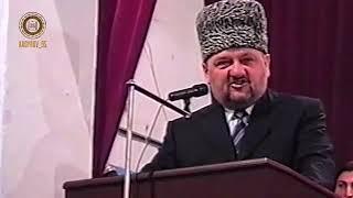 Сегодня в Грозном  открылся Международный форум «Ахмат-Хаджи Кадыров