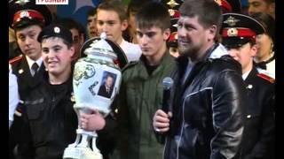 Фестиваль КВН на Кубок Ахмата-Хаджи Кадырова состоялся