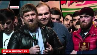 В Грозном прошел тринадцатый региональный фестиваль КВН памяти Ахмата-Хаджи Кадырова