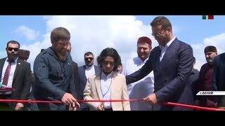 Беноевская весна-2019: В Чечню приехали Турецкие Актеры из сериала Эртугрул