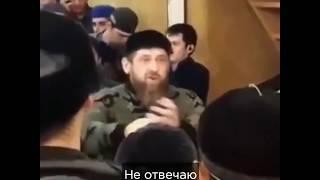 «Оставьте меня в покое»: Рамзан Кадыров на встрече с ингушским старейшиной Мухажиром Нальгиевым