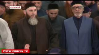 В Центарое почтили память Первого Президента Чечни, Героя России Ахмата-Хаджи Кадырова