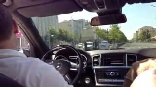Рамзан Кадыров гуляет по Грозному