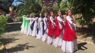 """Ансамбль """"Эхо Гор"""" Гимн Республики Дагестан!"""