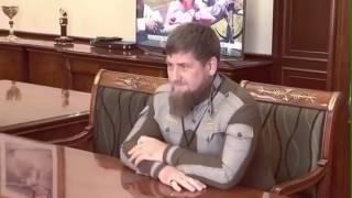 Рамзан Кадыров в Нальчике встретился с Главой Кабардино-Балкарской Республики Юрием Коковым