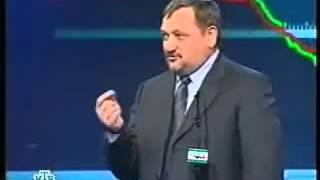 Свобода слова (НТВ, 20.02.2004) Ахмад Кадыров