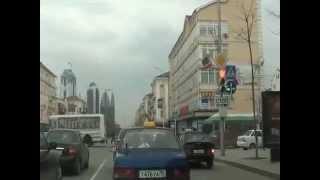 Чеченская Республика город Грозный проспект Путина