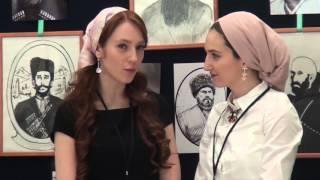 Выставка студентов Чеченской Республики в РУДН
