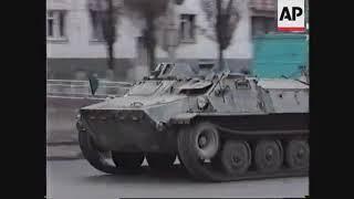 Новая хроника первой Чеченской войны (1994-1995)
