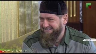Глава Чеченской Республики встретился с муфтием Татарстана