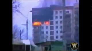 """Грозный. Площадь """"Минутка"""" (1995г.)"""