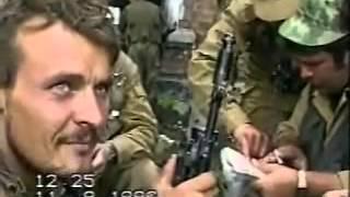Война в Чечне  Грозный, август 1996 г