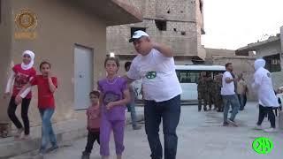 РОФ им  А Х  Кадырова в Сирии в месяц Рамадан ежедневно организует ифтары