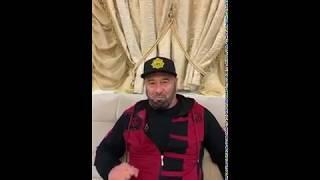 Этот готов вместо Кадырова драться с Дагестанцем
