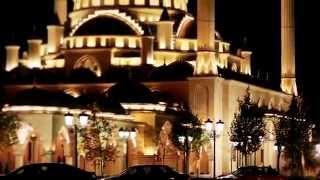 Центральная мечеть город Грозный