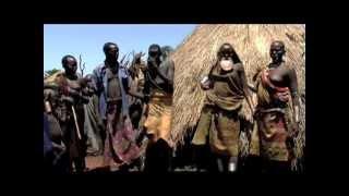 Свадьба - и в Африке свадьба ! (смешное видео)