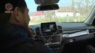 Рамзан Кадыров посетил жителей горных селений.