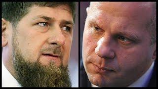 Емельяненко vs Кадыров. Детские бои взбудоражили умы россиян