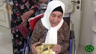 РОФ им  А Х  Кадырова построил дом для Фахрия Мухаммад Абдин
