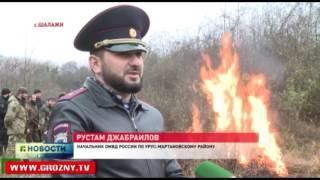 В Чеченской Республике продолжаются рейды по выявлению незаконного оборота наркотиков