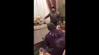 Михаил Галустян и Рамзан Кадыров: видео репетиции пародии