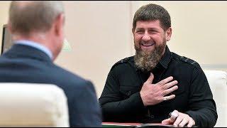 Путин обещал Кадырову приехать в Чечню