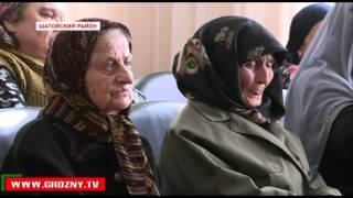 В День Ашура РОФ имени Ахмата-Хаджи Кадырова провел большую благотворительную акцию в районах Чечни